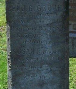 Benjamin G. Grover