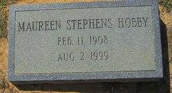 Maureen Stephens Hobby