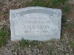 Octavia Ealom Anderson