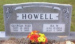 Georgia <i>Reid</i> Howell