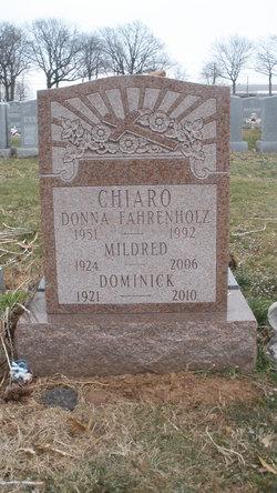 Donna <i>Chiaro</i> Fahrenholz