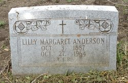 Lilly Margaret Anderson