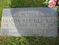 Amanda Barfield Rich
