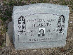 Charlesa Aline Hearnes