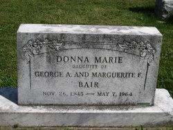 Donna Marie Bair