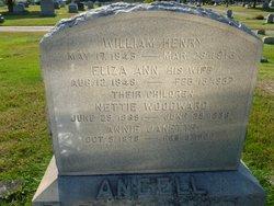 Eliza Ann <i>Lawton</i> Angell