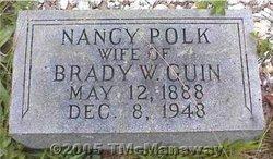 Nancy <i>Polk</i> Guin