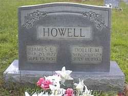 Dollie M Howell