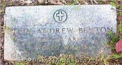 John Andrew Benton