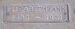 Elizabeth Ann Higgins