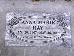 Anna Marie Ray