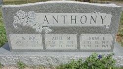 John Madison Doc Anthony