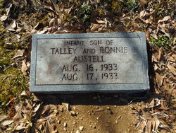 Infant son of Talley and Bonnie Austell
