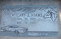 Willard James Adams