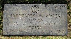 Frederick William Amick