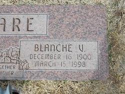 Blanche Viona <i>Loyd</i> Ware