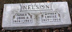 Louise <i>Lorentzen</i> Nelson