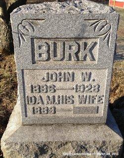 John W Burk