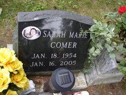 Sarah Marie Comer