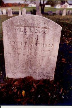 Frances D. <i>Rodgers</i> Arthurs