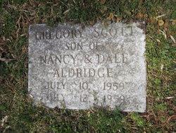 Gregory Scott Aldridge