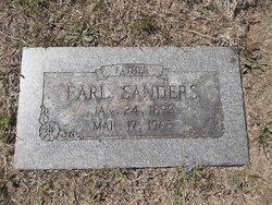 Earl Sanders