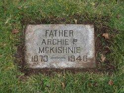 Archibald Percival Archie McKishnie