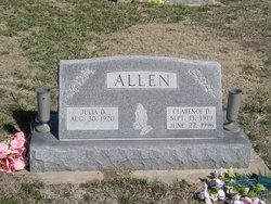 Clarence D. Allen