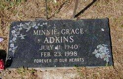 Minnie Grace <i>Arms</i> Adkins