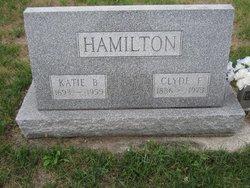 Katie Belle <i>Fauver-Pierpoint</i> Hamilton