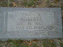 Cyrus A. Roberts