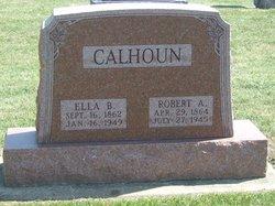 Ella B <i>Benson</i> Calhoun