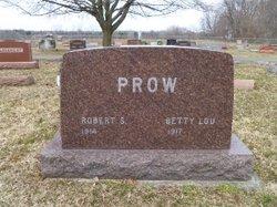 Betty Lou <i>Wright</i> Prow