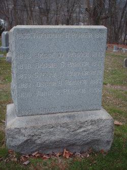 Bessie S Parker