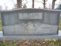 Birdie L Levi