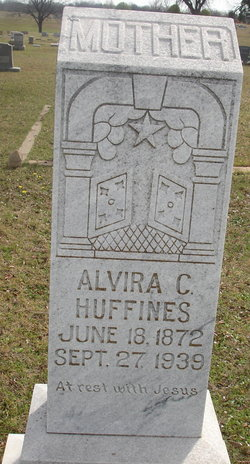 Elvira Cleopatra Alvera <i>Green</i> Huffines