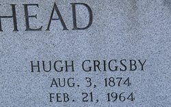 Hugh Grigsby Whitehead