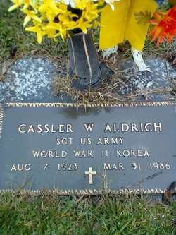 Cassler William Aldrich