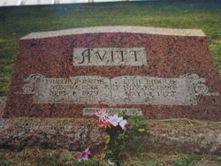 Phillip Roscoe Avitt