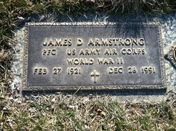 James Delbert Armstrong