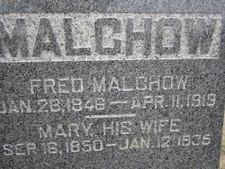 Fred Malchow