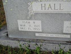 Isam W Hall