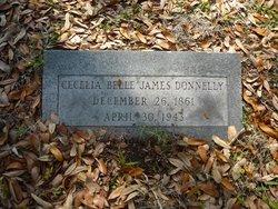 Cecilia Belle <i>James</i> Donnelly
