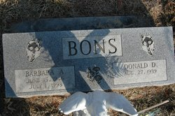 Donald Dwayne Bons