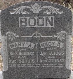 Nacy A Boon