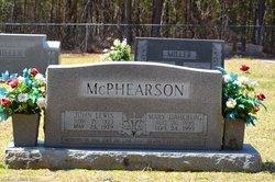 Mary <i>Dahlberg</i> McPhearson