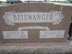 Hilda H. <i>Malchow</i> Beiswanger