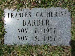 Frances Catherine Barber