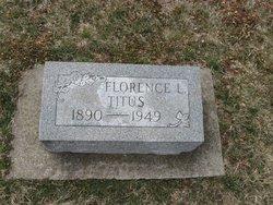 Florence Louise <i>Edwards</i> Titus