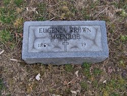 Eugenia Ida <i>Brown</i> McEnroe